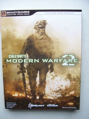 Call of Duty Modern Warfare 2 Strategy Guide